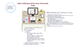Cyber Bullying - Olweus Advisory Lesson