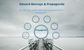 Bernays' Propaganda