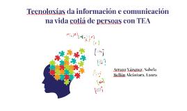 Tecnoloxías da información e comunicación na vida cotiá de p