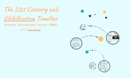 The 21st Century and Globilization Timeline