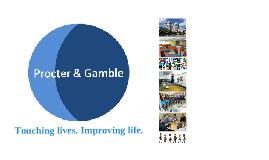 Procter & Gamble Culture Web