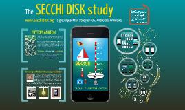 Secchi App for IAATO