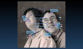 SEXUALIDAD EN LAS PERSONAS CON DISCAPACIDAD