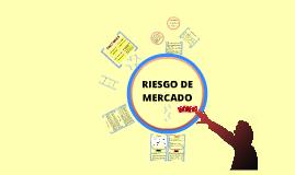 Riesgo de Mercado - UMG