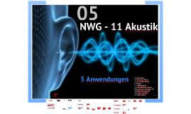 NWG | 11 Akustik - P 05