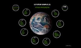 Le futur simple (2)