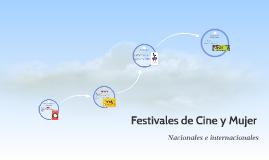 Festivales de Cine y Mujer