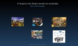 Impacto das Mídias e Redes Sociais na sociedade