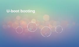 U-boot booting