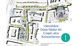 Dósa Nádor tér