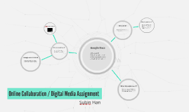 Online Collaboration / Digital Media Assignment