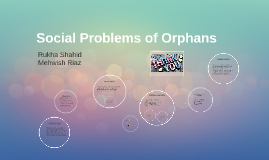 Copy of Social Problems of Orphans