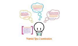 Copy of Hamlet Line Examination