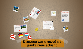 Dlaczego worto uczyć się języka niemieckiego