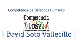 David Soto Vallecillo