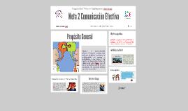 Meta 2 comunicación efectiva