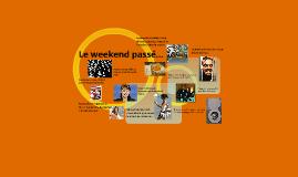 10 activités pour le weekend passé