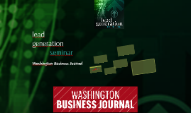 Lead Generation Seminar