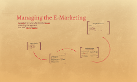 Managing the E-Marketing