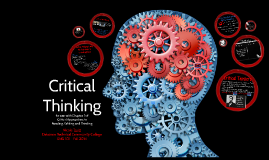 Barriers to Critical Thinking  - Versal version