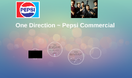 One Direction ~ Pepsi Commercial