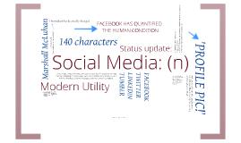 Social Media & Interpersonal Communication
