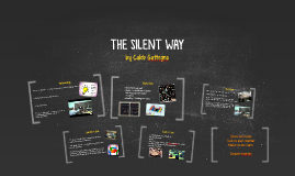 Copy of THE SILENT WAY by Caleb Gattegno