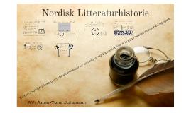 Nordisk Litteraturhistorie
