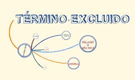 Copy of TÉRMINO EXCLUIDO