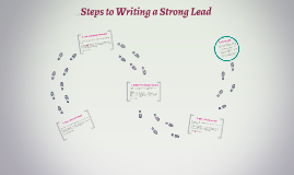 Writing a Strong Lead (English 10)