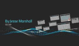 My name is Jesse Marshall