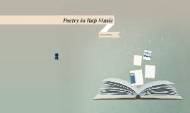Poetry in Rap Music