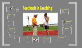 Feedback in Coaching