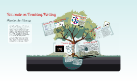 2015 Rational on Teaching Writing