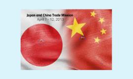 Japan and China Trade Mission