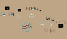 Development of Wegener's Theory