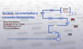 Sockets no orientados a conexión bloqueantes