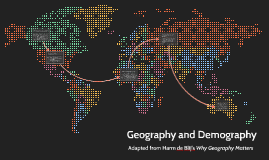 Geography and Demography
