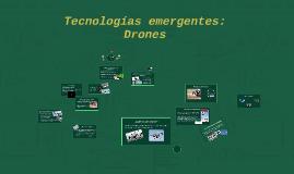 Tecnologías emergentes: