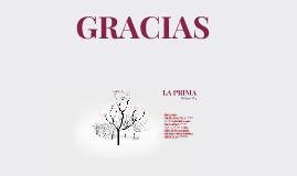 Copy of LA PRIMA