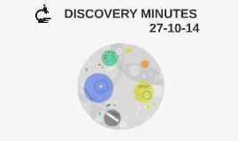 DISCOVERY MINUTES
