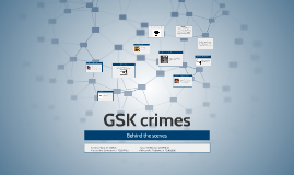 GSK crimes