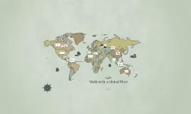 Math with a Global Flair