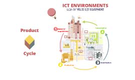ICT ENVORNMENTS