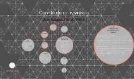 Copy of Comité de convivencia