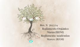 Res. N° 7623/14