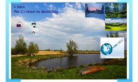 4 Havo H 2 par 9 Landschap en klimaatverandering