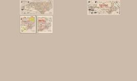 North Carolina Interactive History: County Formation Time Map 1664-1917