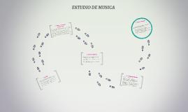 ESTUDIO DE MUSICA