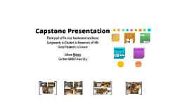 Colleen Malena's Capstone Presentation